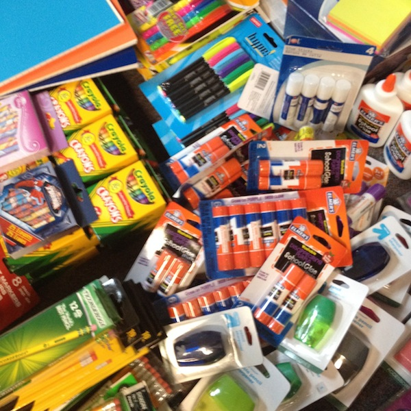 2014 School Supply Drive