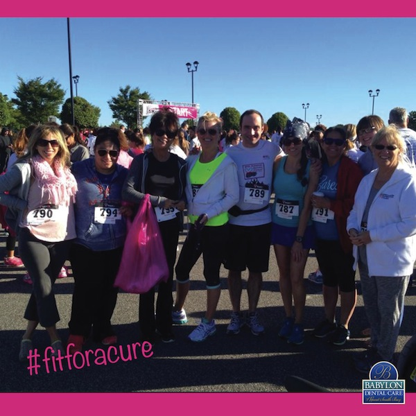 2014 Fit for a Cure Breast Cancer Walk