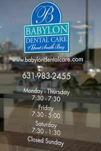 Babylon Dental Care Office Hours
