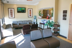 Babylon Dental Care waiting room
