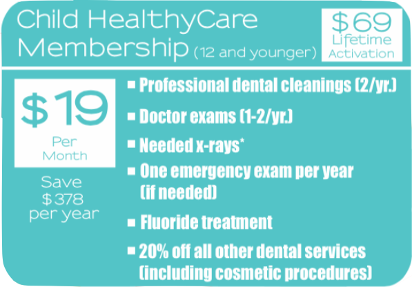 child healthycare membership