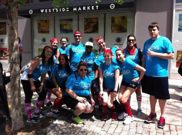 2014 AIDS Walk NY