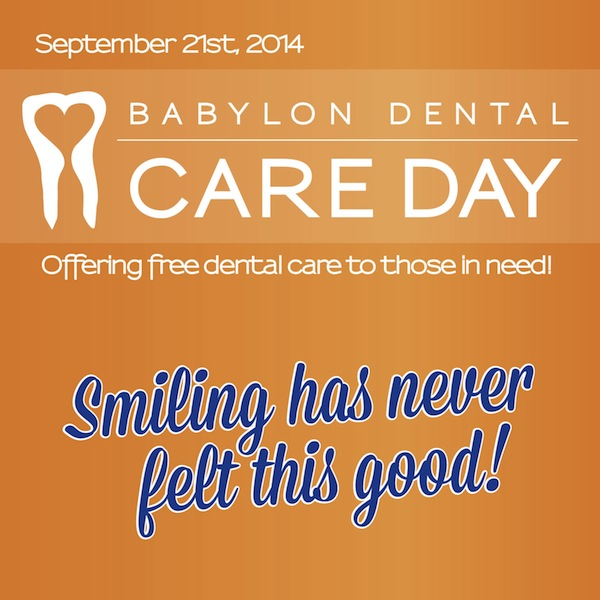 2014 Babylon Dental Care Day