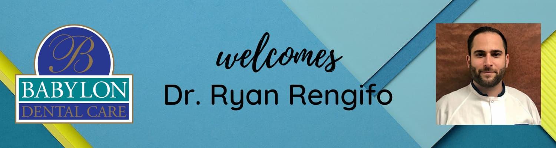 Welcome Dr. Ryan Regnifo